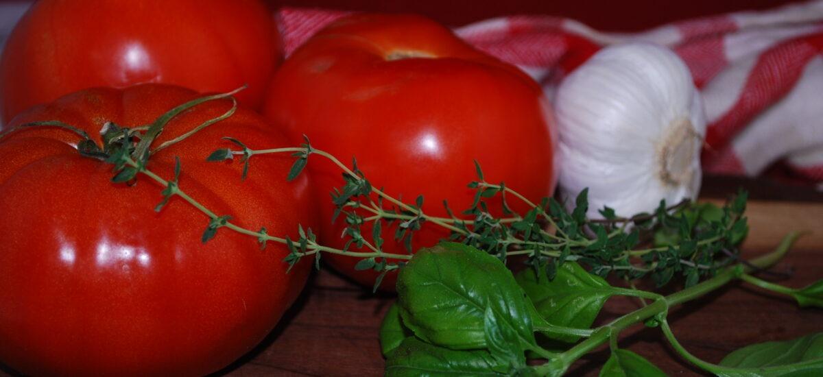 Fresh & Fast Marinara Sauce in the Instant Pot