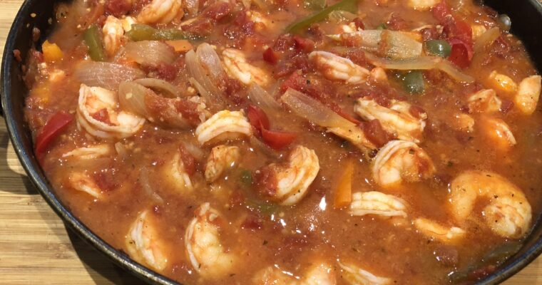 Quick Easy Shrimp Creole