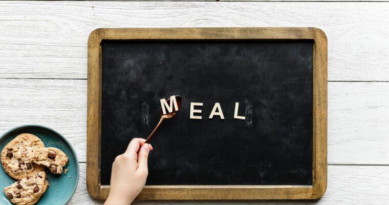 Meal Planner Freebie!  Weekly & Monthly printables