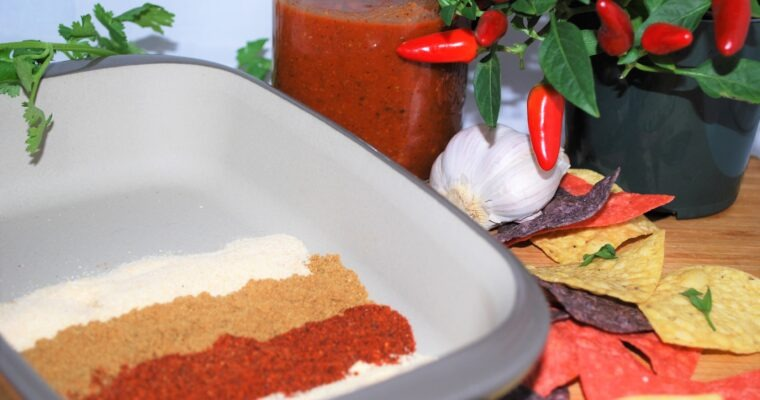 Taco Seasoning; Homemade from scratch