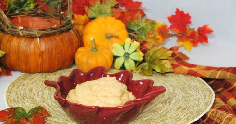 Pumpkin Spice Fluff; Trick your kids!