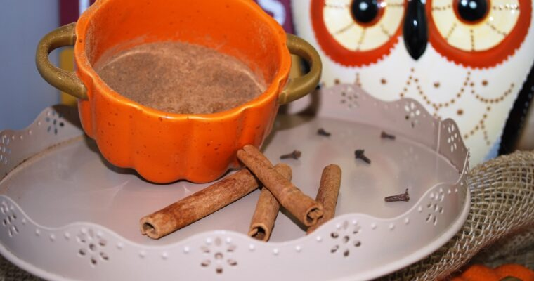 Pumpkin Pie Spice; Homemade from scratch