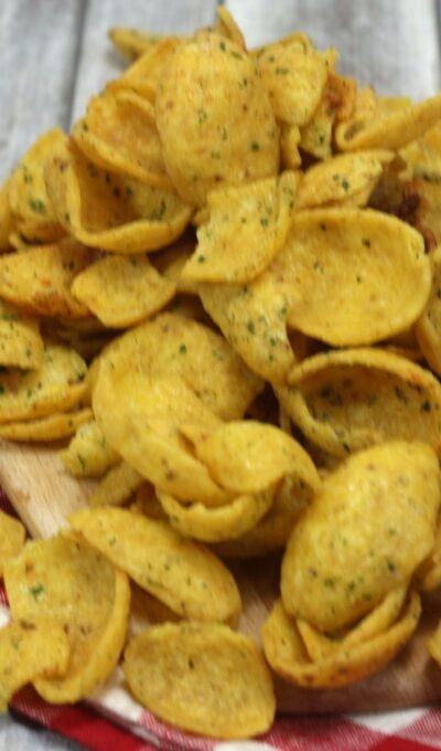 Cowboy Ranch Corn Chips