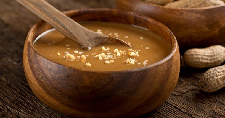 Peanut Sauce; a meal prep staple