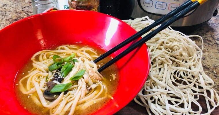 Red Curry Ramen