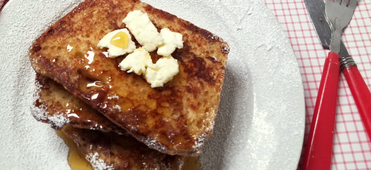 French Toast;done right