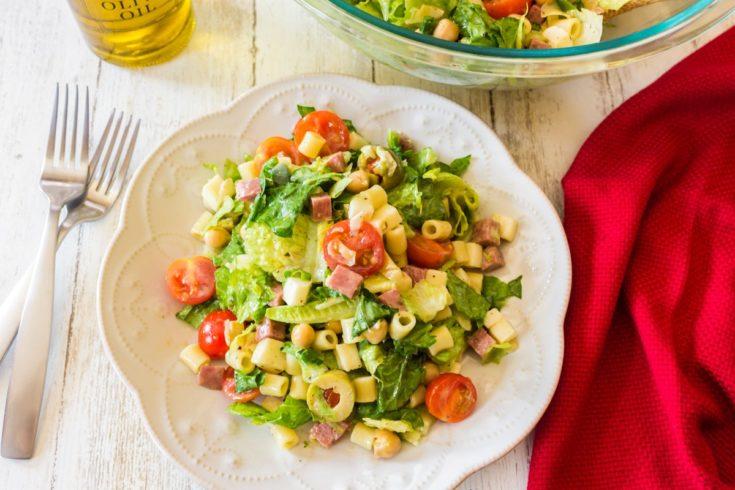 Chopped Italian Salad