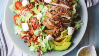 Meal Planning:  Salads for Supper