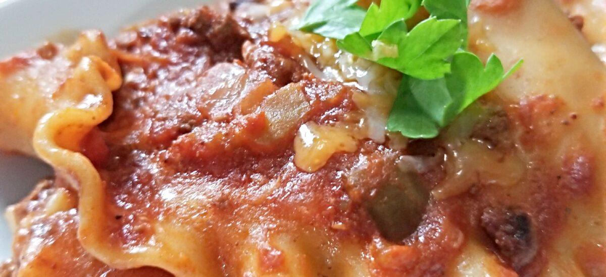 Instant Pot Lazy Taco Lasagna