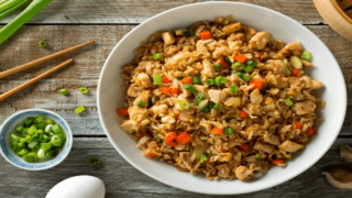 Hoisin Fried Rice