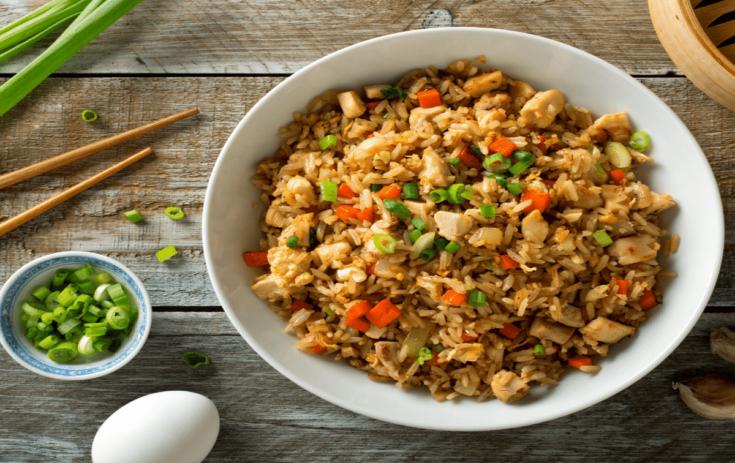 Hoisin Fried Rice