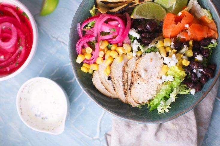 Baja Cobb Salad