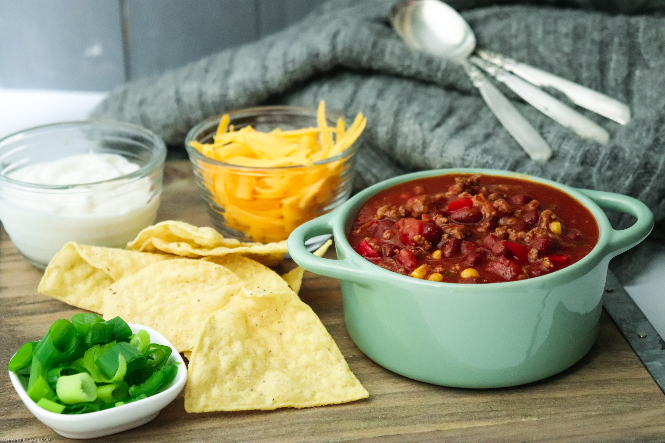 Instant Pot Chili