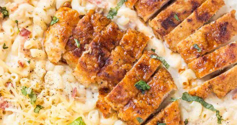Meal Planning Comfort Food