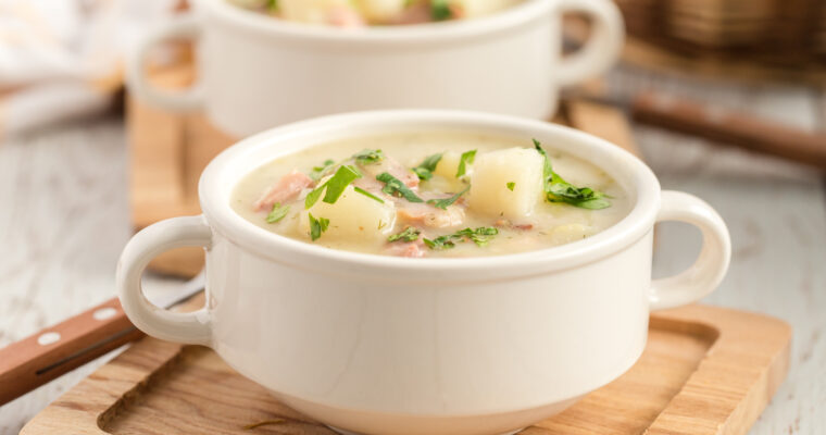 Potato Dill Soup