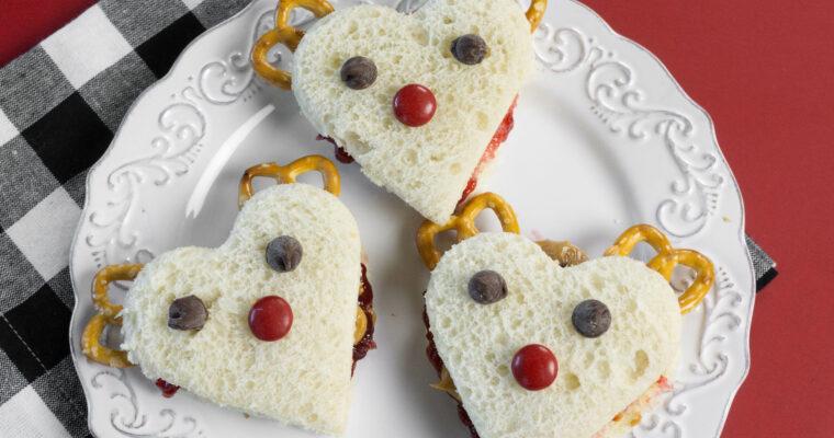 Reindeer Sandwiches