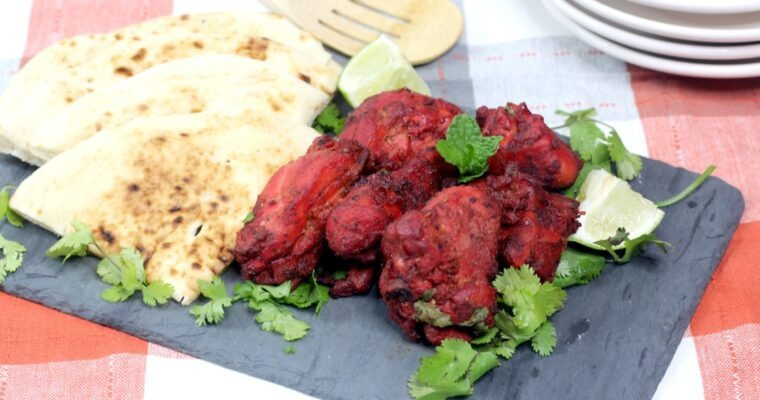 Instant Pot Tandoori Chicken
